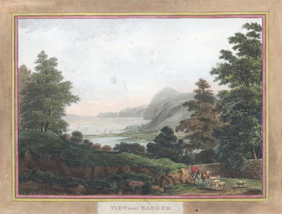 View near Bangor