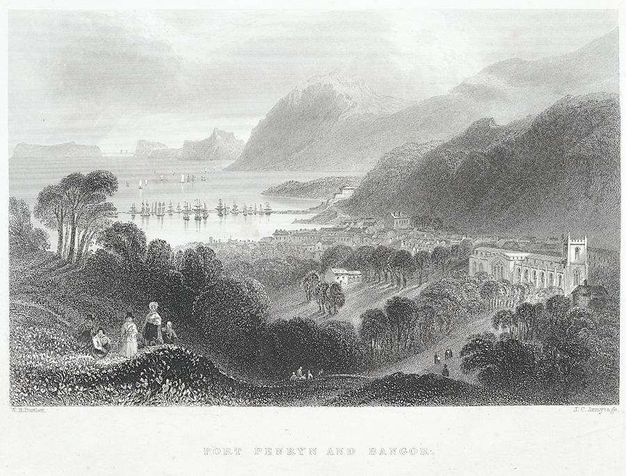 Port Penrhyn And Bangor