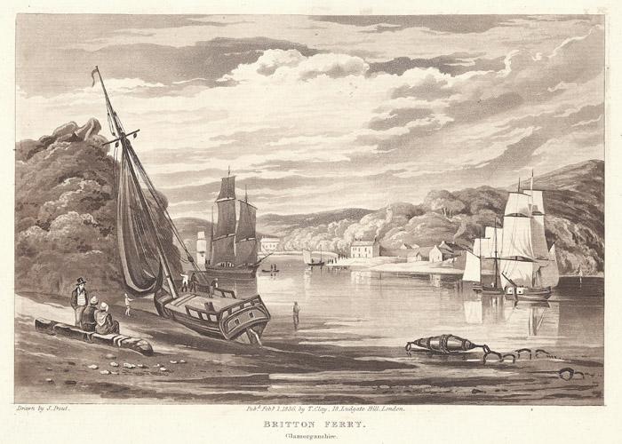 Britton Ferry, Glamorganshire