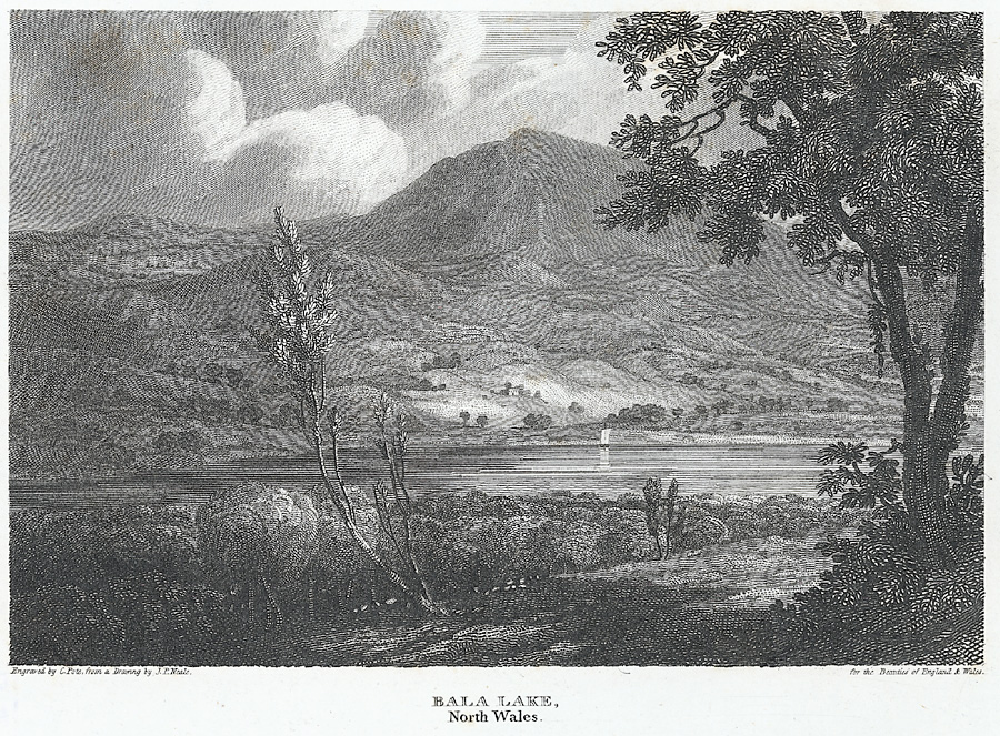 Bala Lake, north Wales