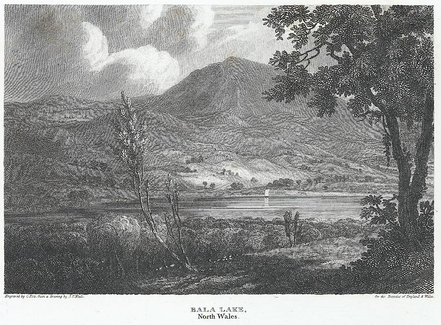 Bala Lake, north Wales