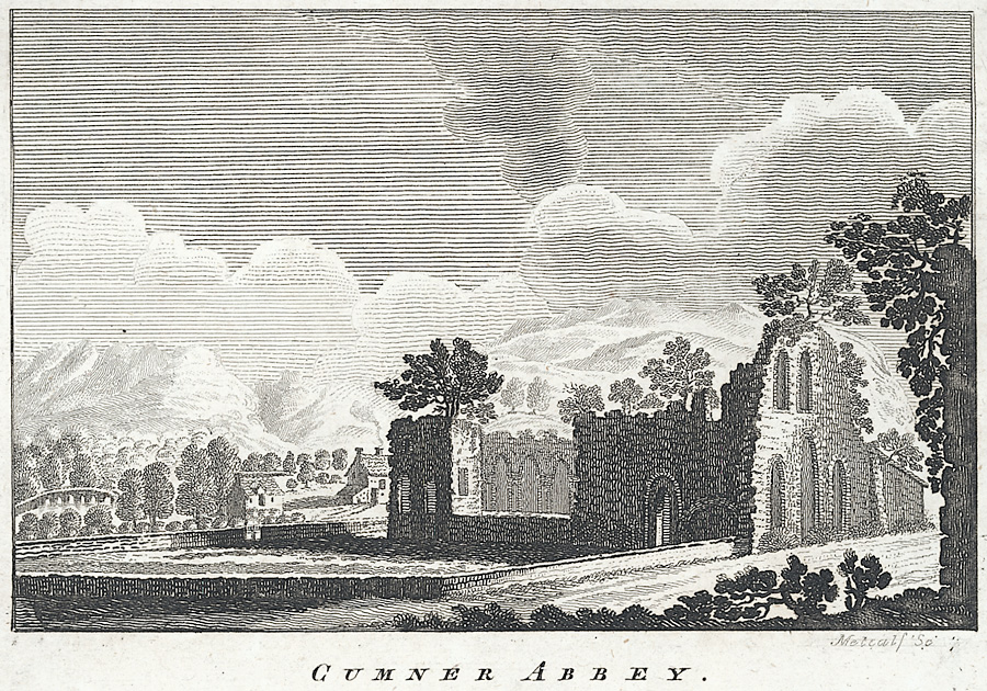 Cumner Abbey