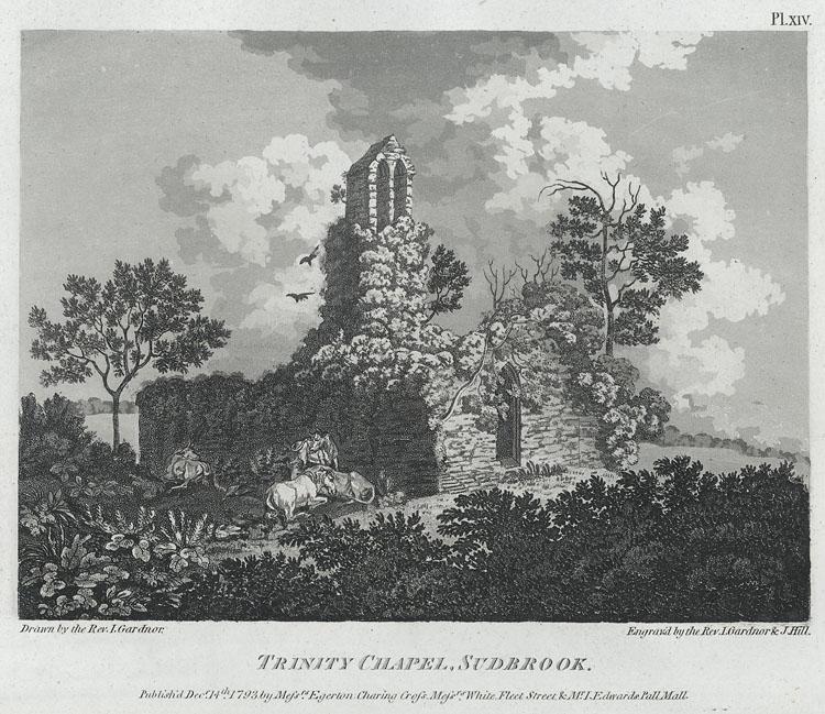 Trinity Chapel, Sudbrook
