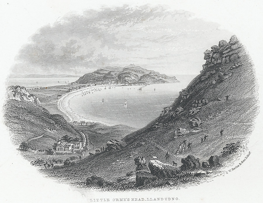 Little Orme's Head, Llandudno