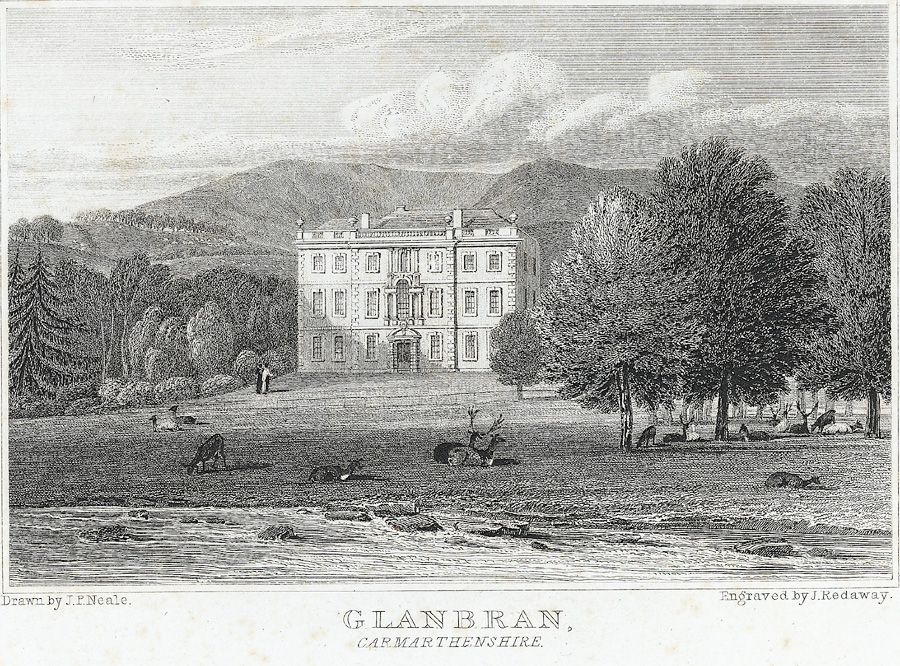 Glanbran, Carmarthenshire