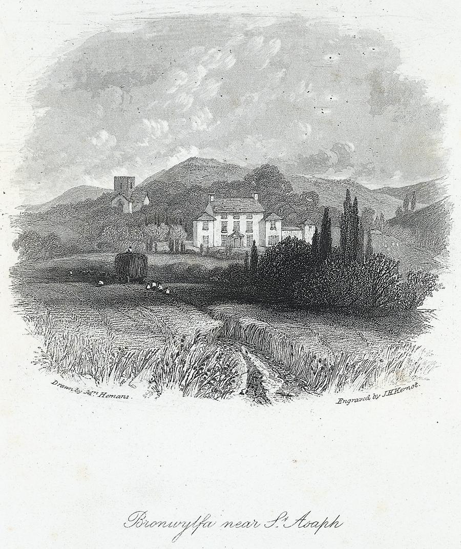 Bronwylfa near St. Asaph