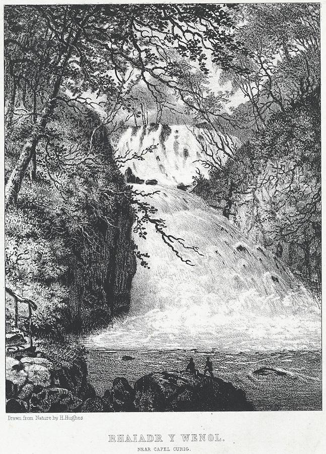 Rhaiadr Y Wenol, Near Capel Curig