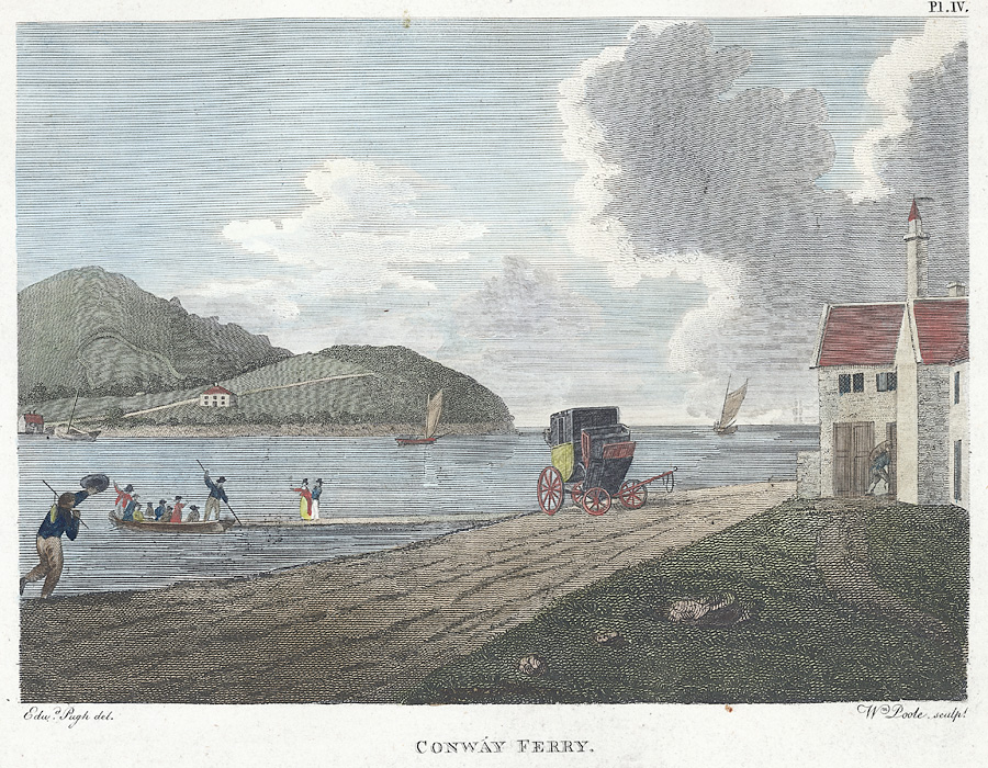 Conway Ferry