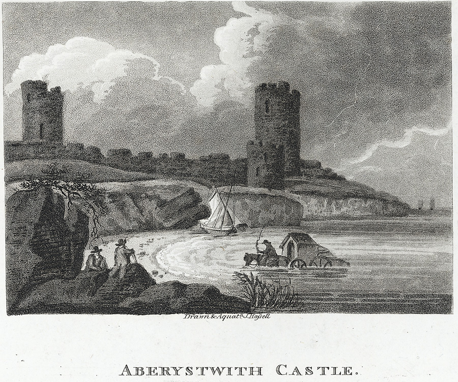 Aberystwith Castle