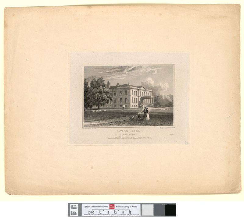 Acton Hall, Denbighshire