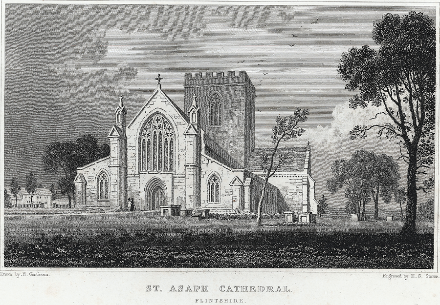St. Asaph Cathedral, Flintshire