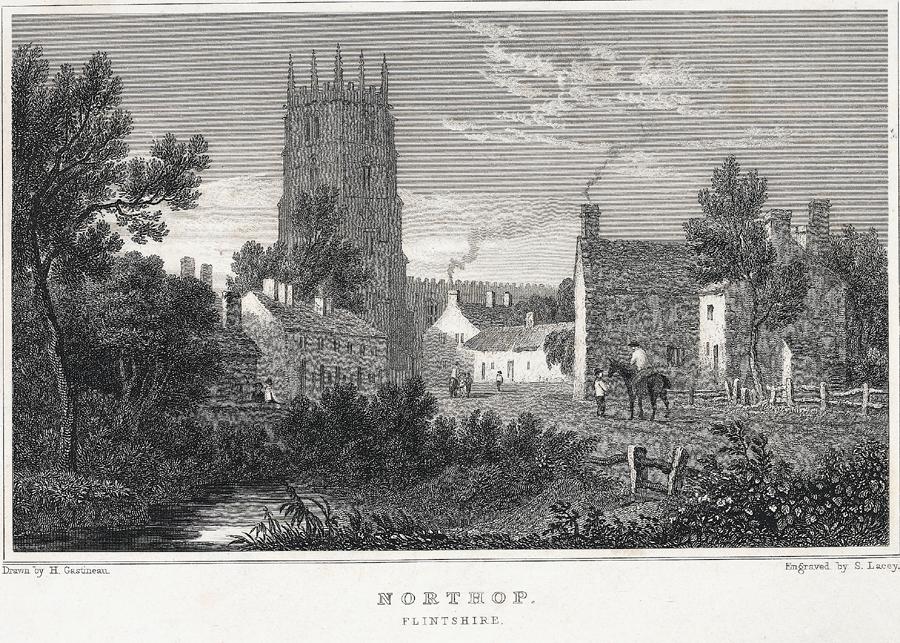 Northop, Flintshire