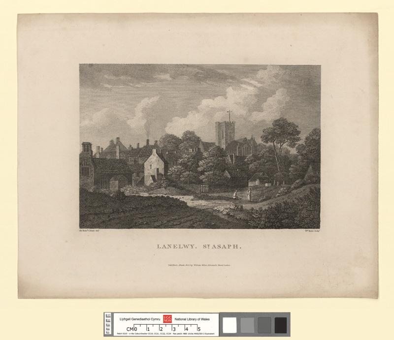 Llanelwy. St. Asaph