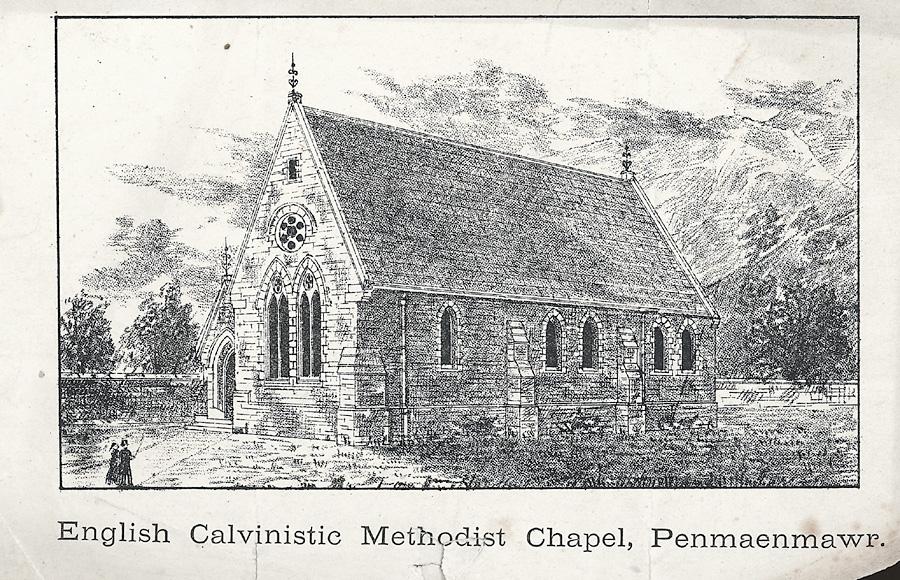 English Calvinistic Methodist Chapel, Penmaenmawr