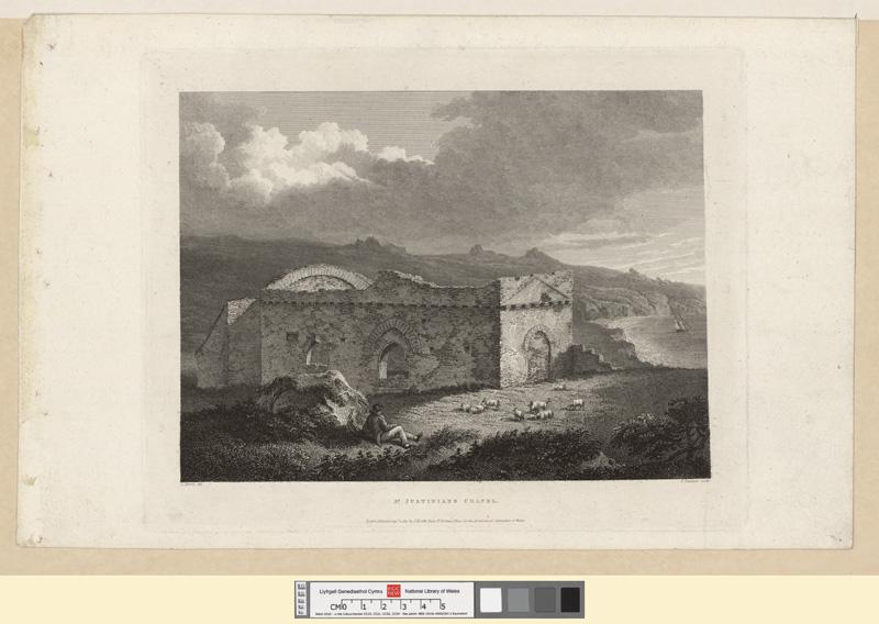 St. Justinians Chapel Augst 2 1810