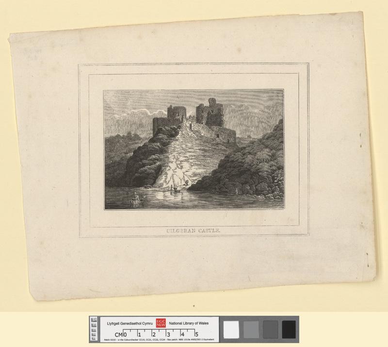 Cilgeran Castle