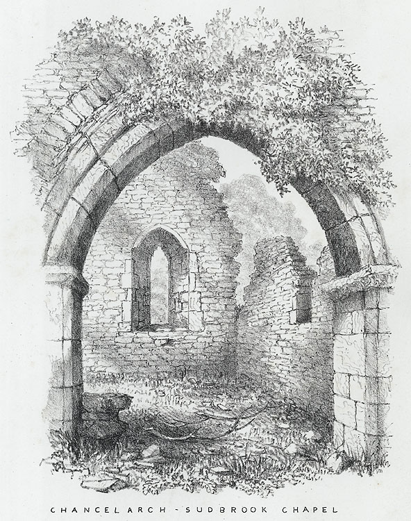 Chancel Arch, Sudbrook Chapel