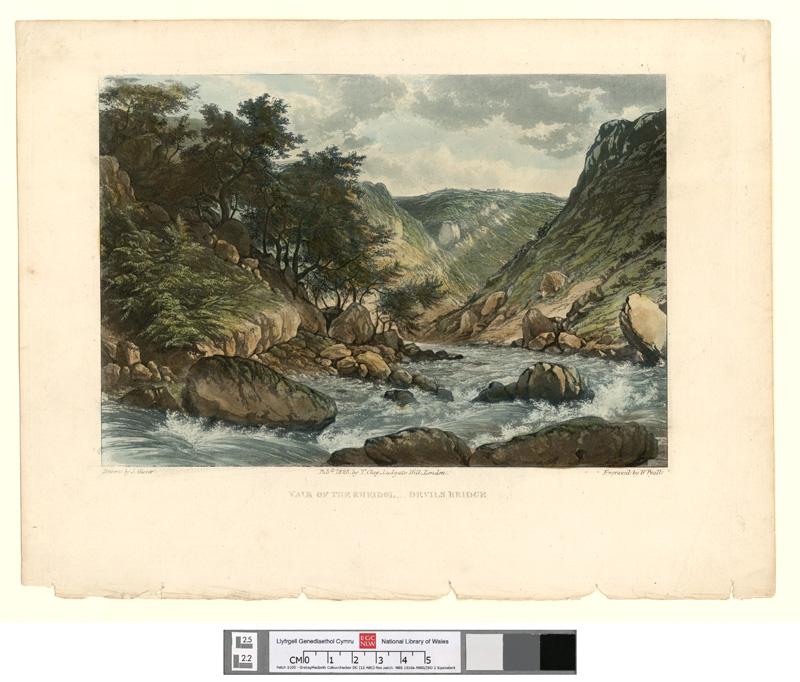 Vale of the Rheidol, Devils Bridge