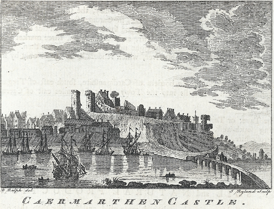 Caermarthen Castle