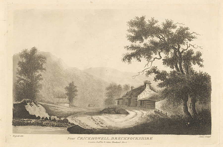 Near Crickhowell Brecknockshire