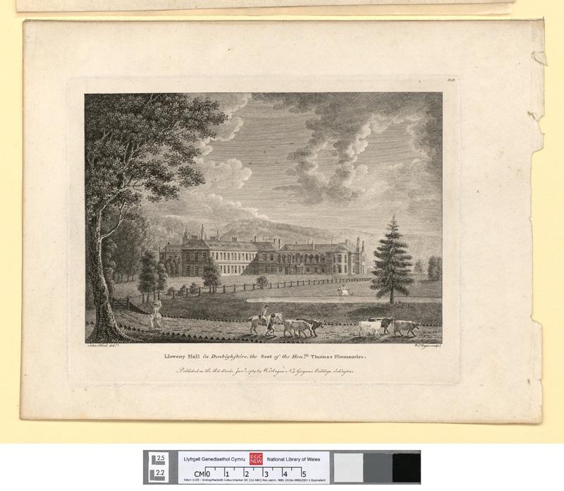 Lleweny Hall in Denbighshire