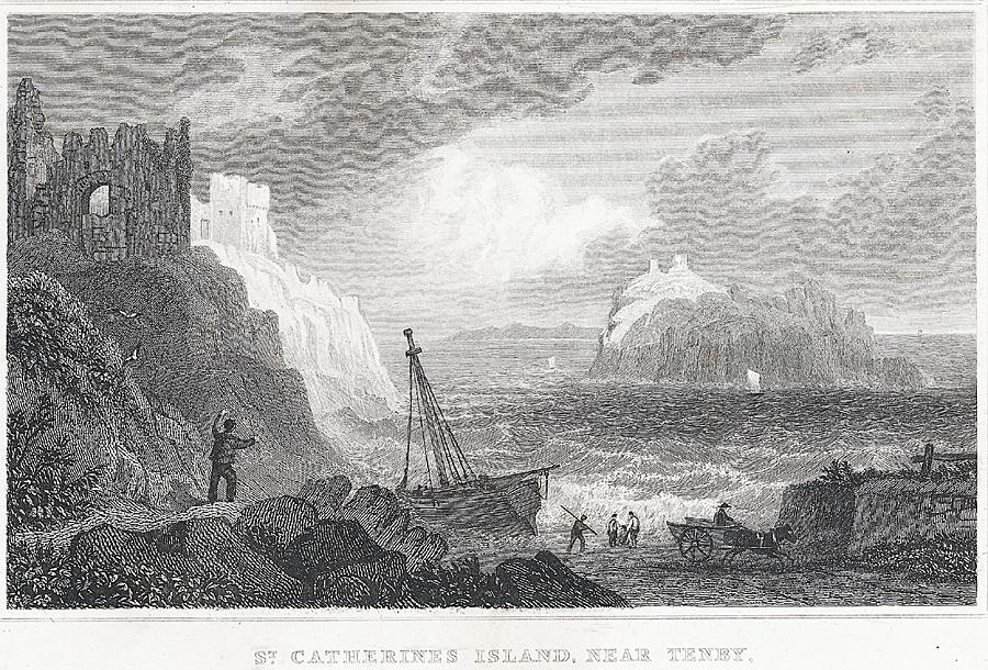 St. Catherine's Island, near Tenby