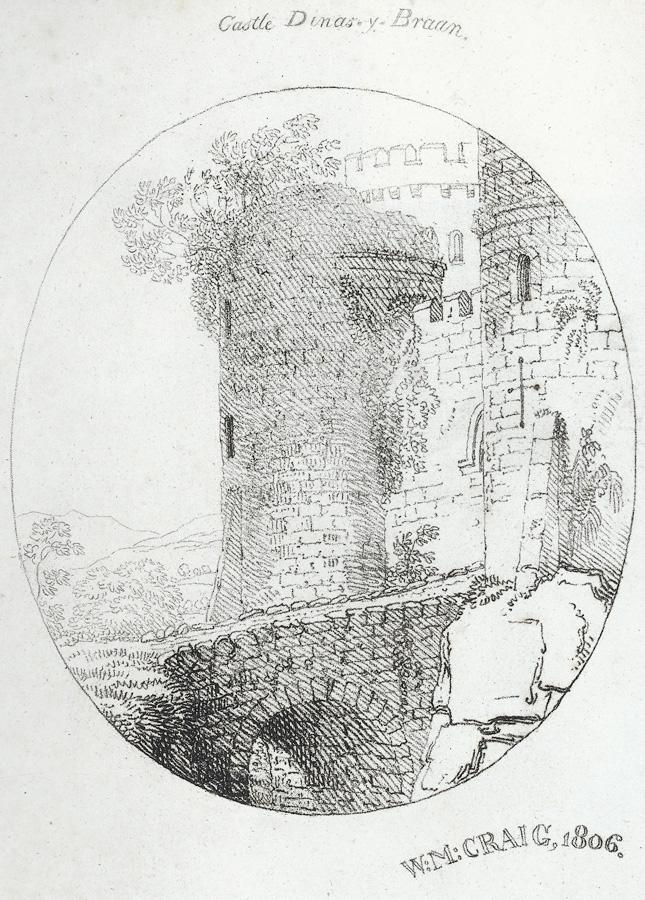 Castle Dinas-y-Braan