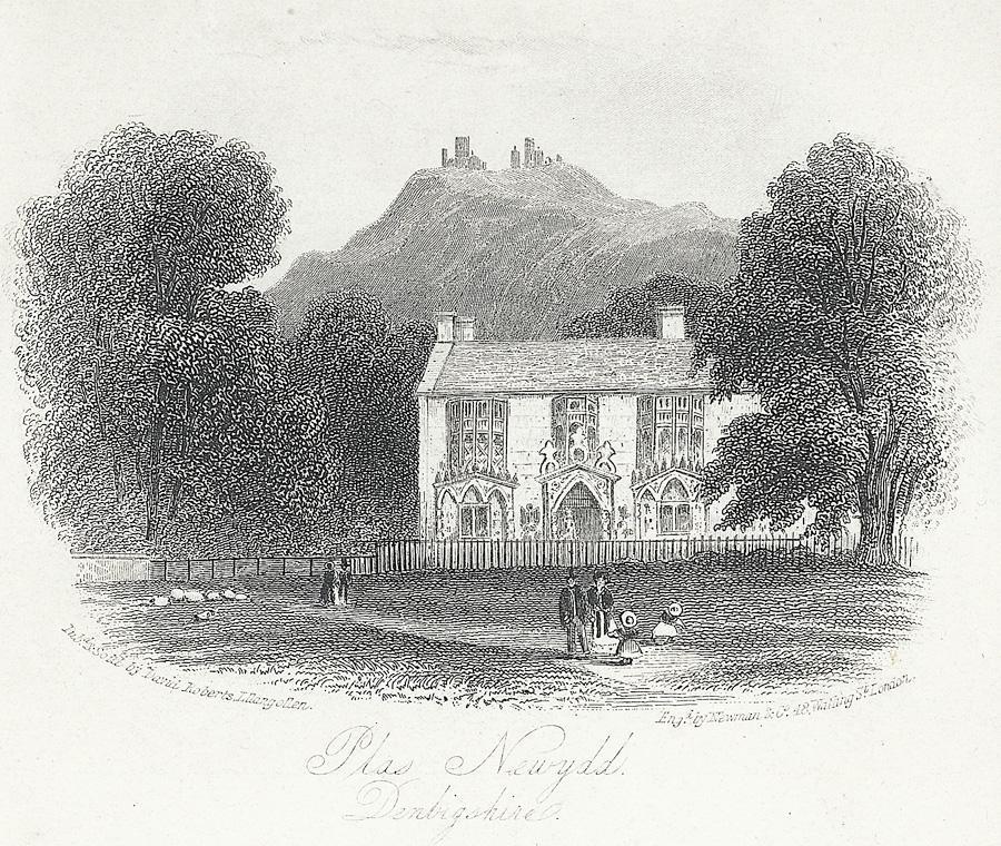 Plas Newydd, Denbighshire