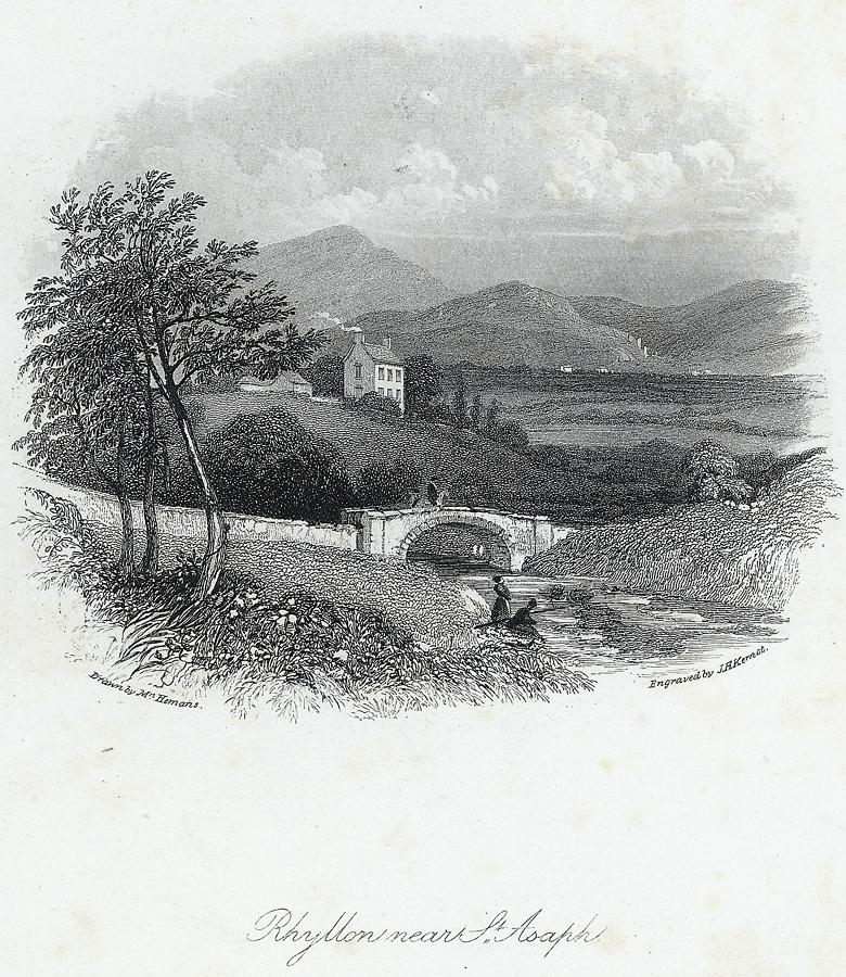 Rhyllon near St. Asaph