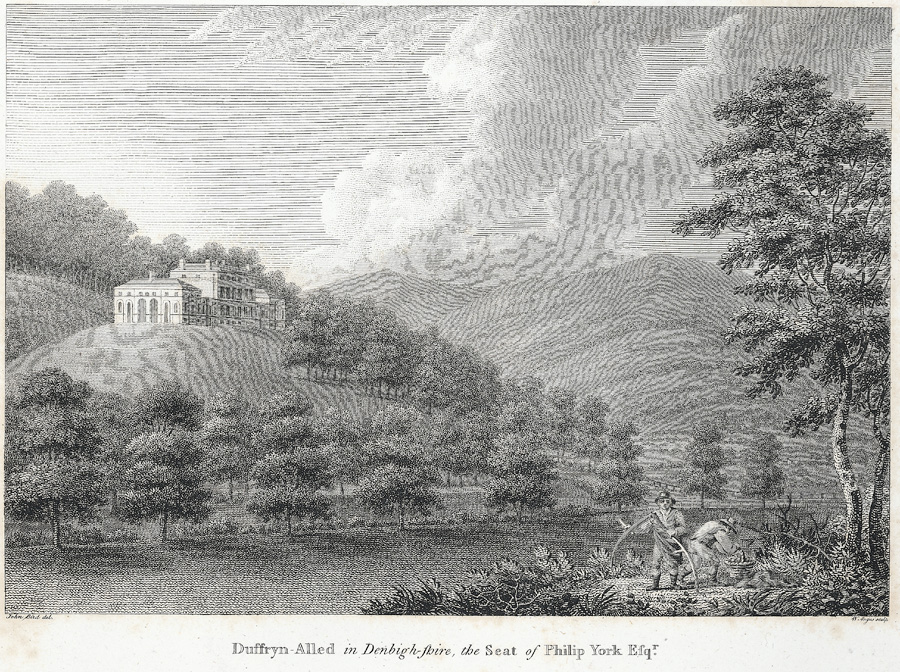 Duffryn-Alled in Denbighshire