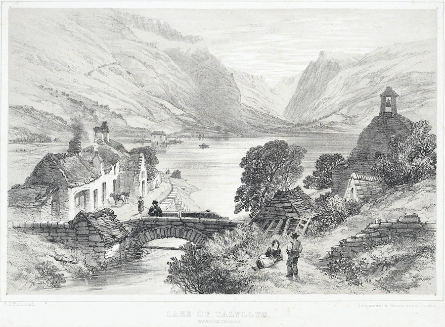 Lake of Talyllyn