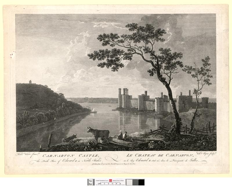Carnarvon Castle, le chateau de Carnarvon