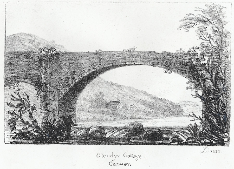 Glendyr Cottage, Corwen
