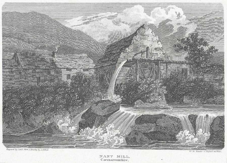 Nant Mill, Caernarvonshire