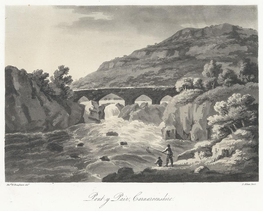 Pont y Pair, Carnarvonshire