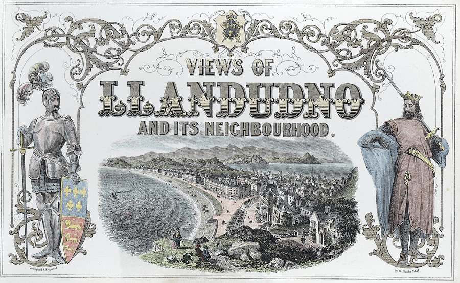 Views of Llandudno and its neighbourhood