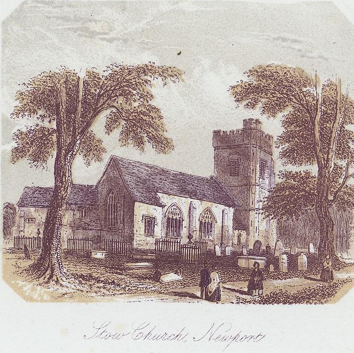Stow Church, Newport