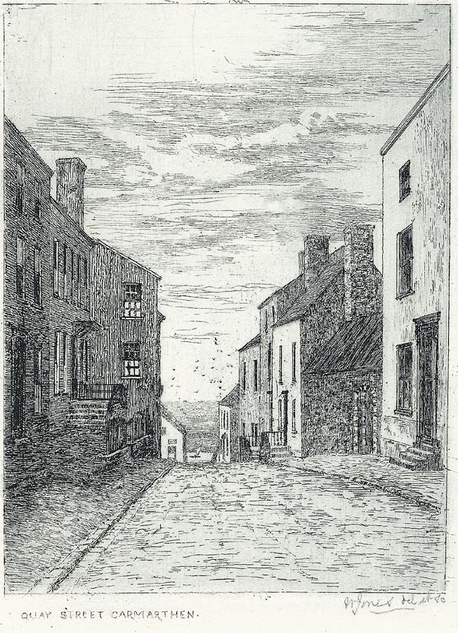 Quay Street, Carmarthen