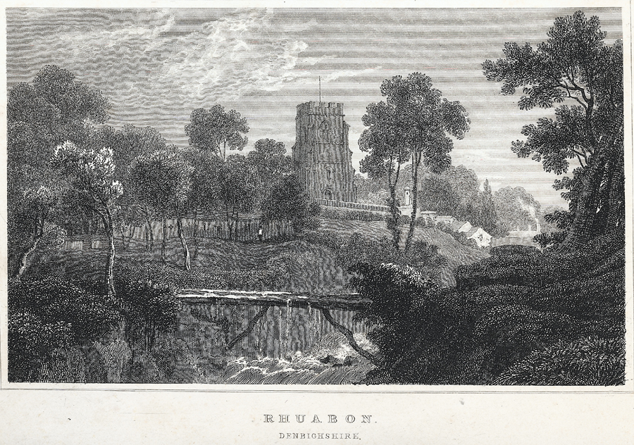 Rhuabon, Denbighshire