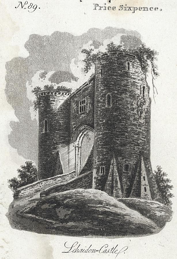 Lehaiden Castle