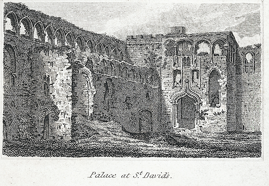 Palace at St. David's