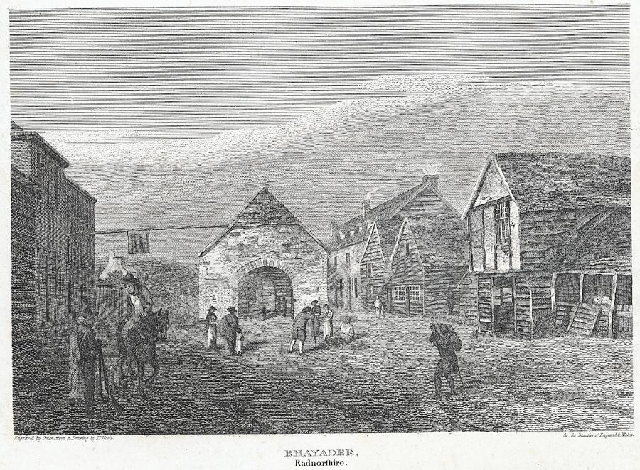 Rhayader, Radnorshire