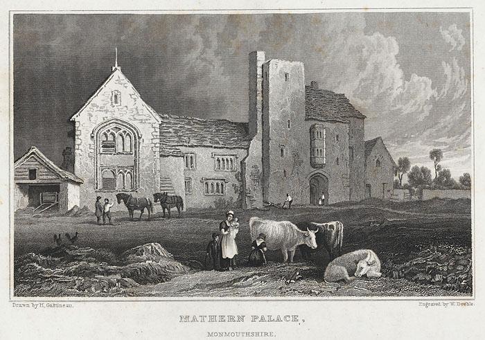 Mathern Palace, Monmouthshire