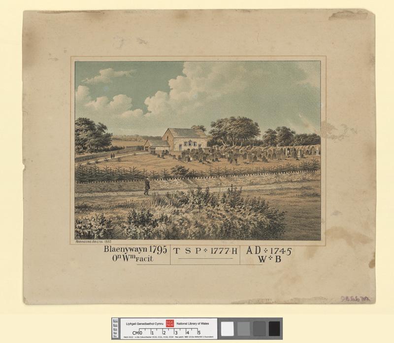 Blaenywayn 1795