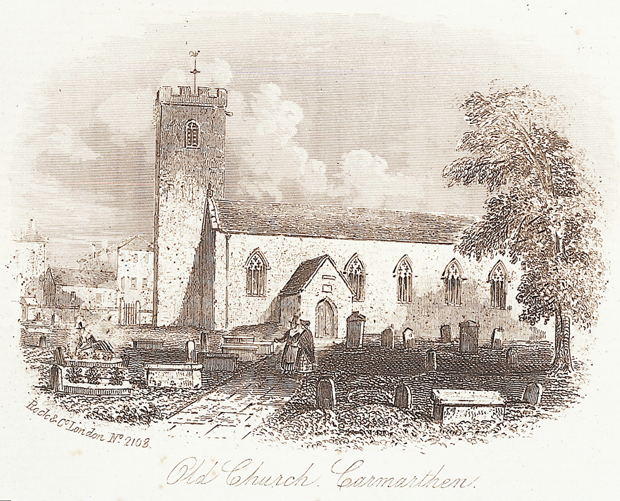 Old Church, Carmarthen