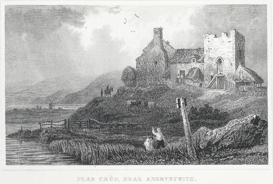Plas Crug, near Aberystwith, Cardiganshire