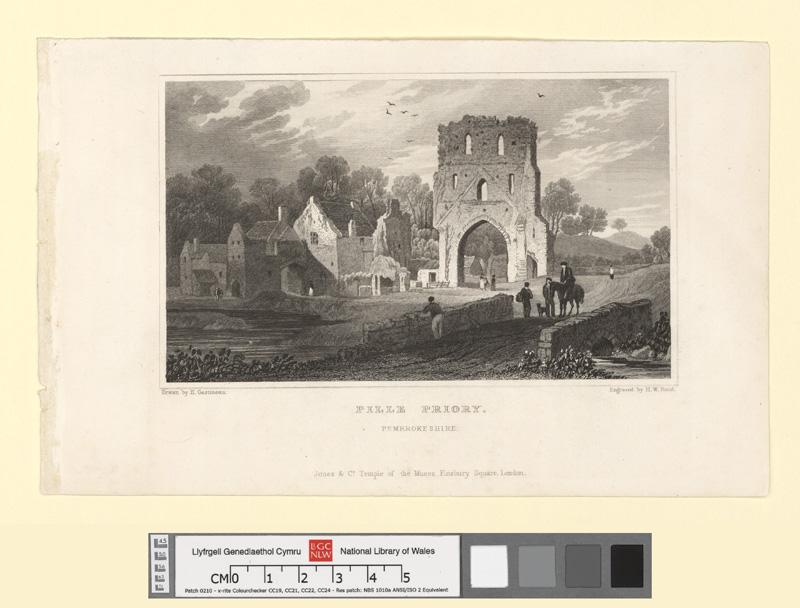 Pille Priory, Pembrokeshire