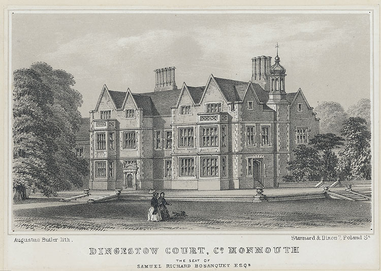 Dingestow Court, Co.Monmouth