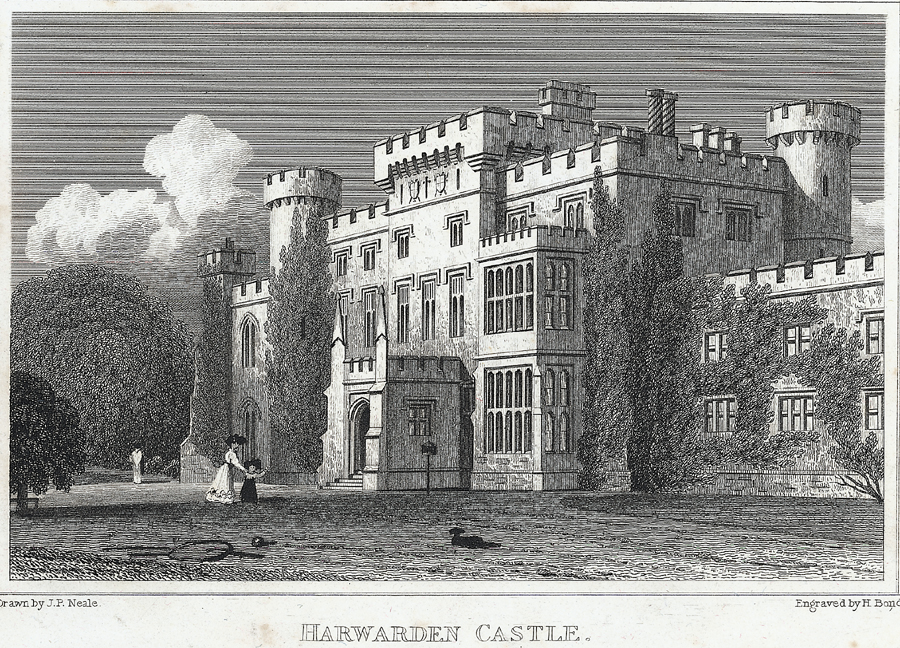 Harwarden Castle