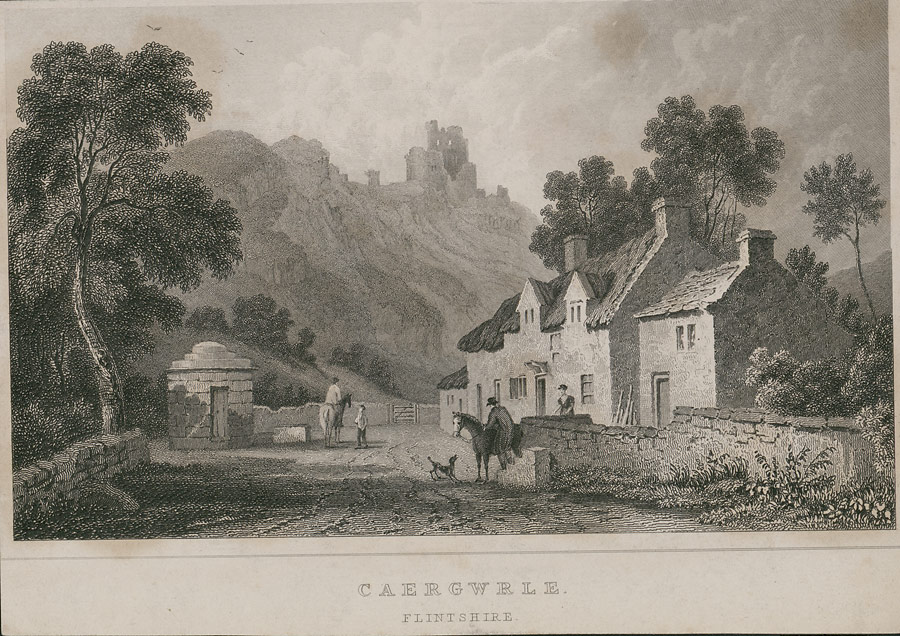 Caergwrle, Flintshire